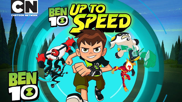 تحميل لعبة Ben 10 Up To Speed مجانا