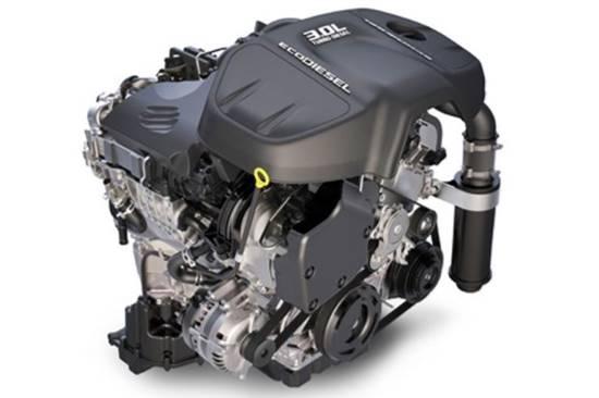 2018 Dodge RAM 1500 Diesel Redesign