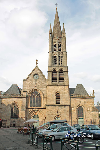 Iglesia de Saint Pierre de Limoges