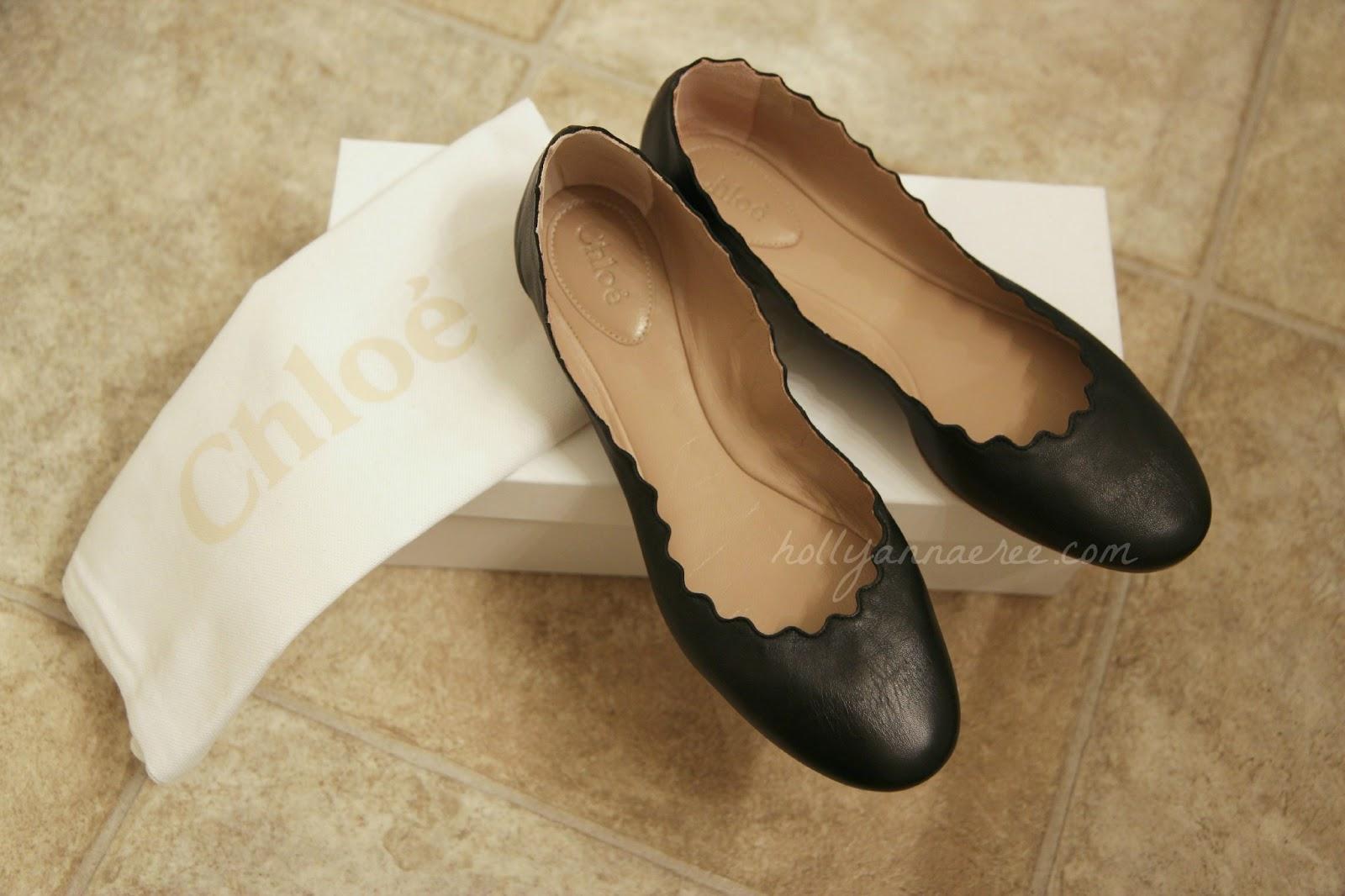 cc67963f3f02 Holly Ann-AeRee 2.0  Chloe Lambskin Flats  Review  Most Comfortable ...