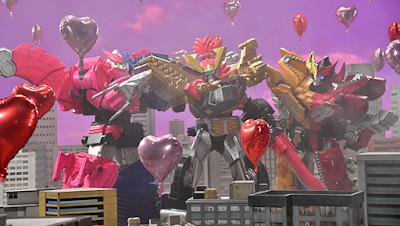 Kikai Sentai Zenkaiger Episode 18 Preview