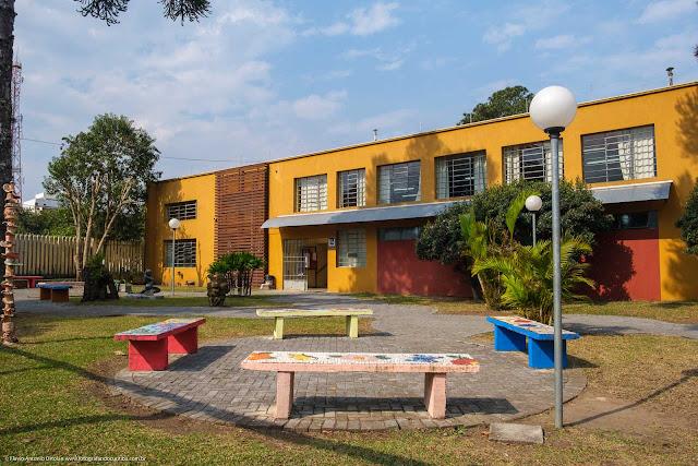 Centro Estadual de Capacitação em Artes Guido Viaro
