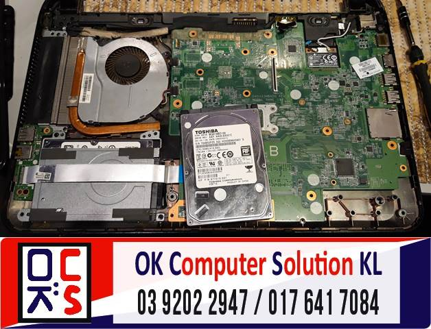 [SOLVED] LAPTOP HP PAVILION HARDISK PROBLEM | REPAIR LAPTOP CHERAS 2