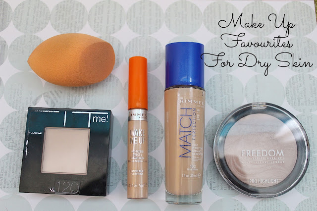 make up for dry skin