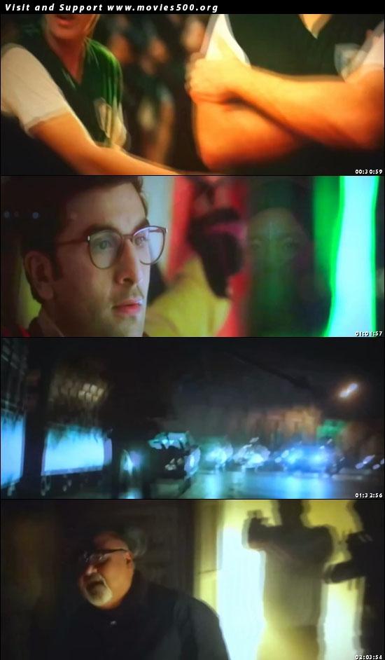 Jagga Jasoos 2017 Full Bollywood Movie 300MB HD at movies500.site