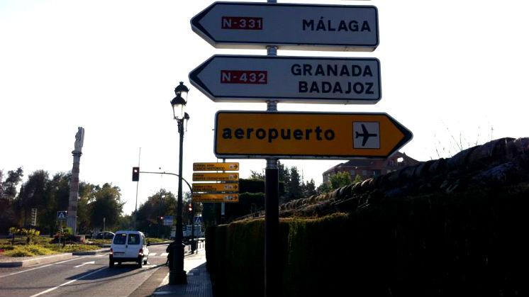 Cartel rutas de España