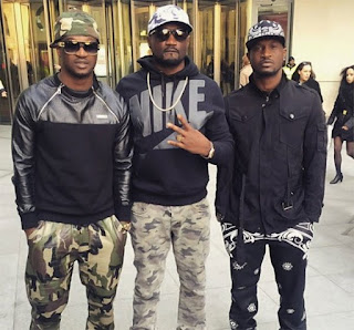OMG.?? Jude Okoye Says There's No Hope For A Psquare Reconcilation (See Video)