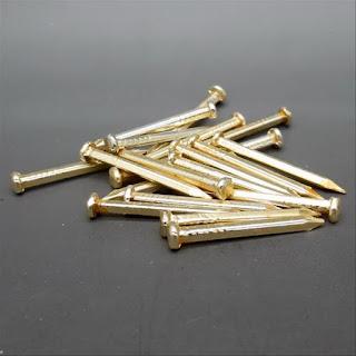 kegunaan paku rajah emas menurut islam