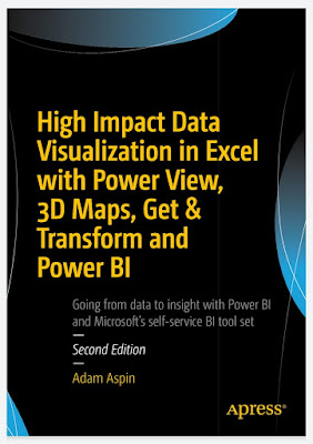 [Free ebook]High Impact Data Visualization in Excel with Power View, 3D Maps, Get & Transform and Power BI