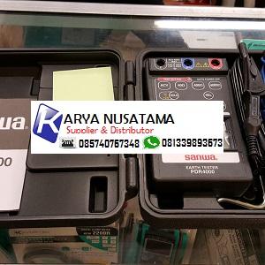 Jual Sanwa  PDR4000 Digital Grounding Tester di Denpasar