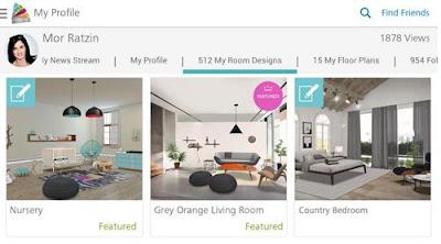 aplikasi desain rumah homestyle interior design
