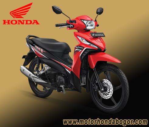 Mau Kredit Motor Honda Revo Bogor