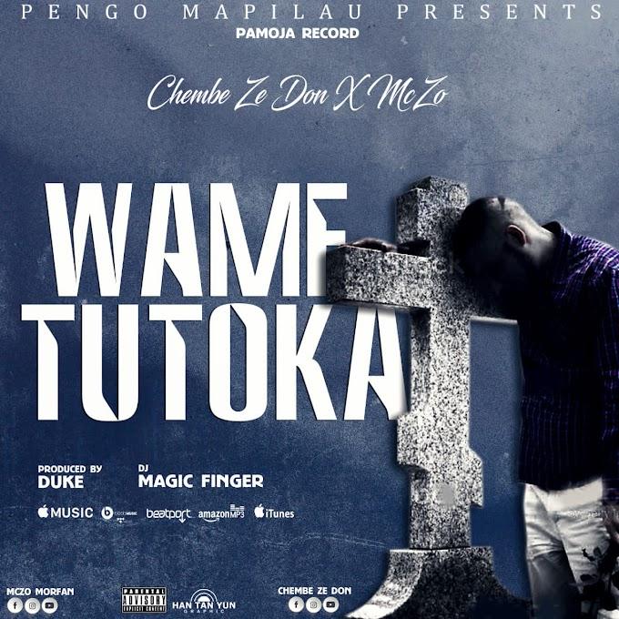 AUDIO | CHEMBE ZEDON FT MCZO MORFAN - WAMETUTOKA | DOWNLOAD NOW