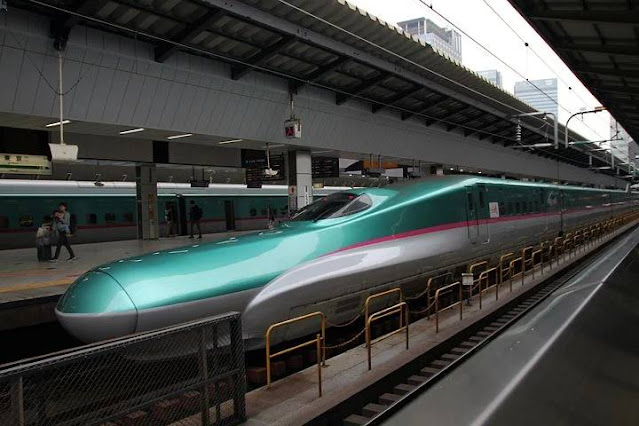 Bullet train project India