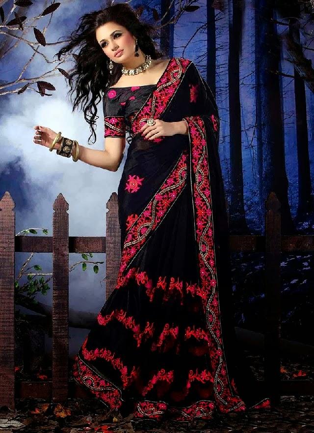 Indian Sarees Blouse Designs