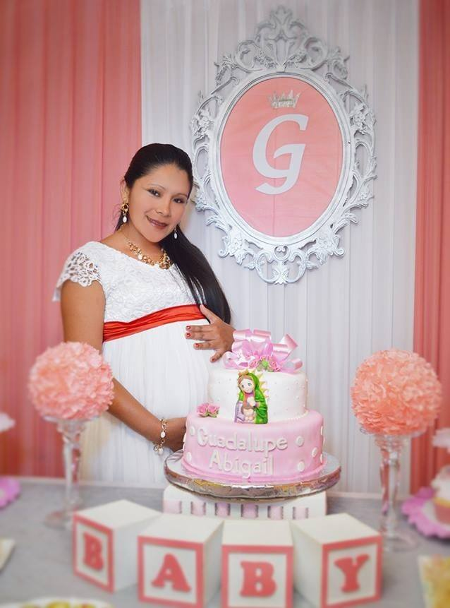 Decoraci 243 N Baby Shower Ni 241 A Quot Guadalupe Quot Baby Shower