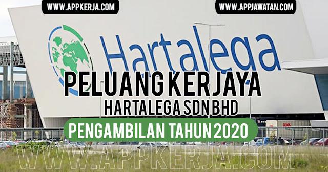Jawatan Kosong di Hartalega Sdn Bhd