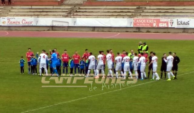 Fútbol Real Aranjuez Ursaria