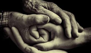 Αγάπη είναι ό,τι έχεις μάθει απ' τους γονείς σου