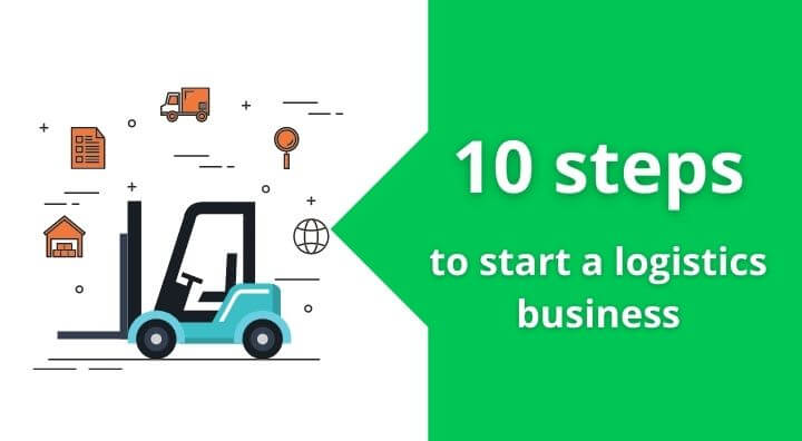 How to start a logistics business in India  Business Guide