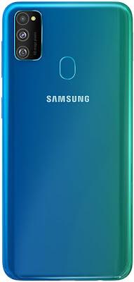 Samsung Galaxy M30s Back