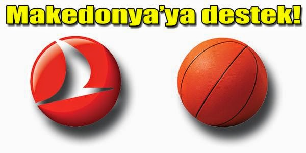 Turkish Airlines bleibt Sponsor für Mazedoniens Basketball-Team