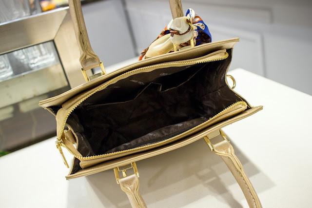 Jims Honey Jolie Bag Gold