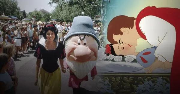 Ξεπέρασαν και αυτά τα όρια της γελοιότητας: Ζητούν να αφαιρεθεί το φιλί του πρίγκιπα στην Χιονάτη!