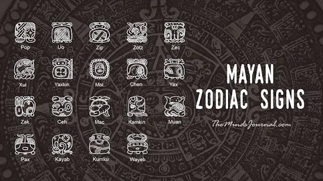 mayan astronomy symbols - photo #24