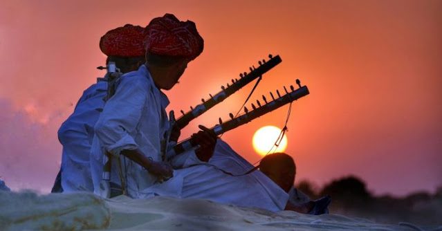 Traditional Indian Instruments