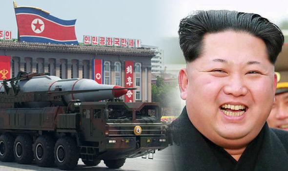 A Coreia do Norte lançou um míssil após as comemorações do 105º aniversário de seu fundador, Kim Il-sung, mas foi um fracasso, de acordo com autoridades sul-coreanas