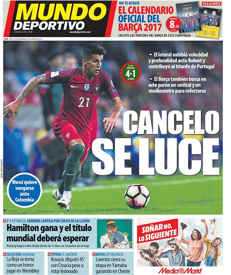 Mundo Deportivo Barcelona