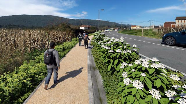 «O Museo en camiño» llega a Redondela y llegará a Barro