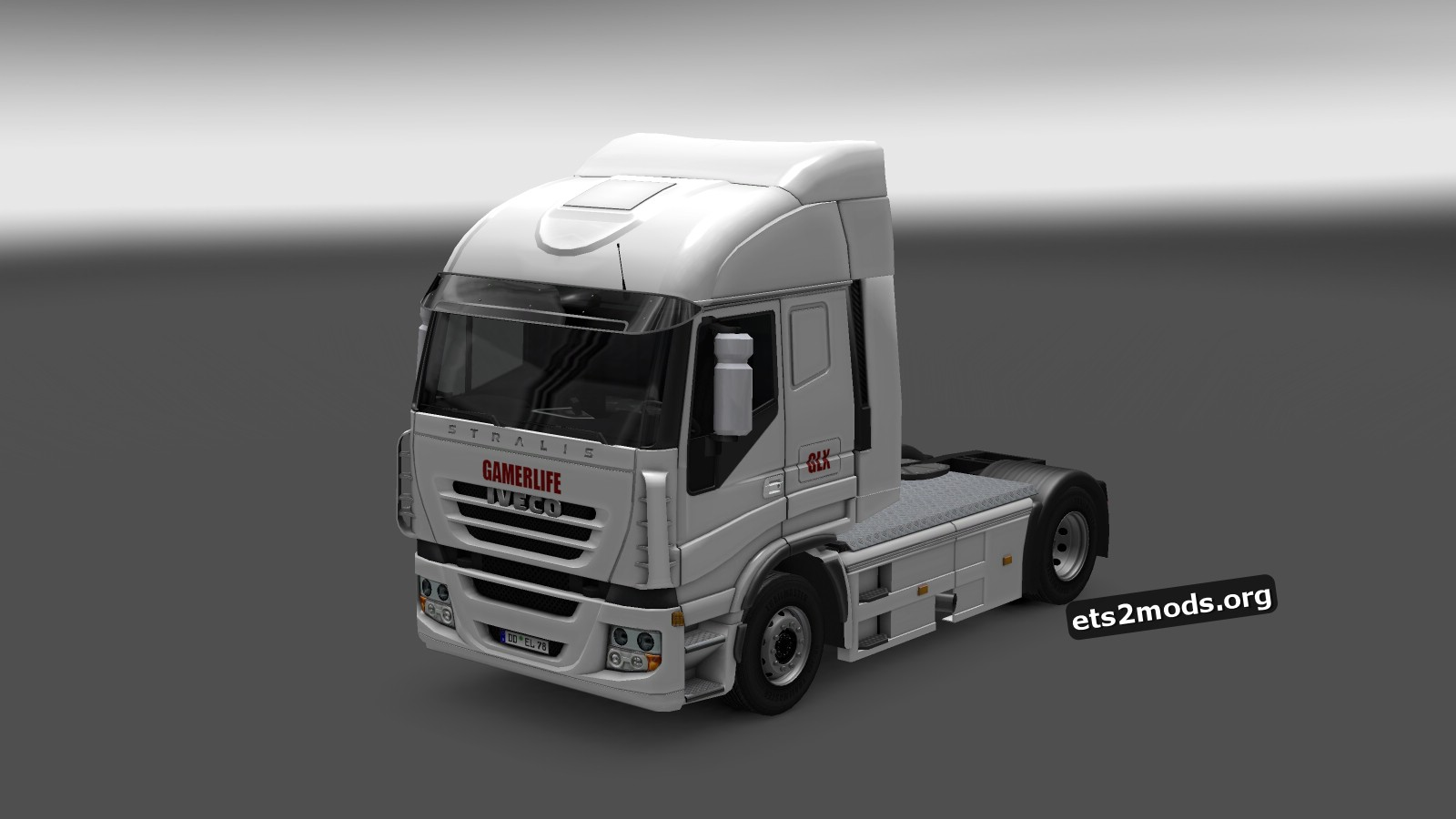 Gamerlife Skin for Iveco Stralis