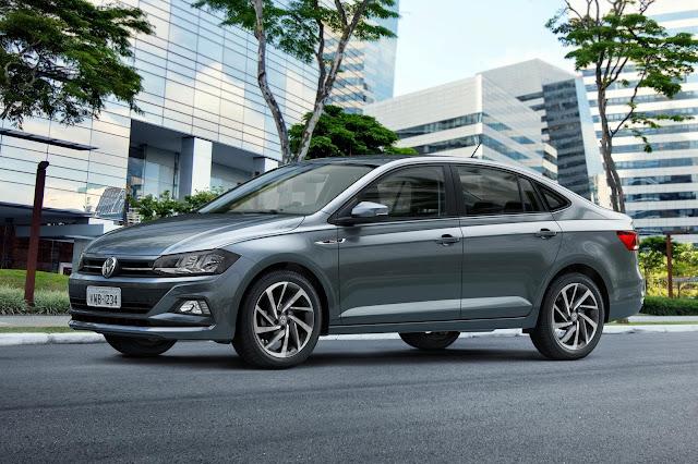 Volkswagen Virtus deve partir de R$ 65.000 reais