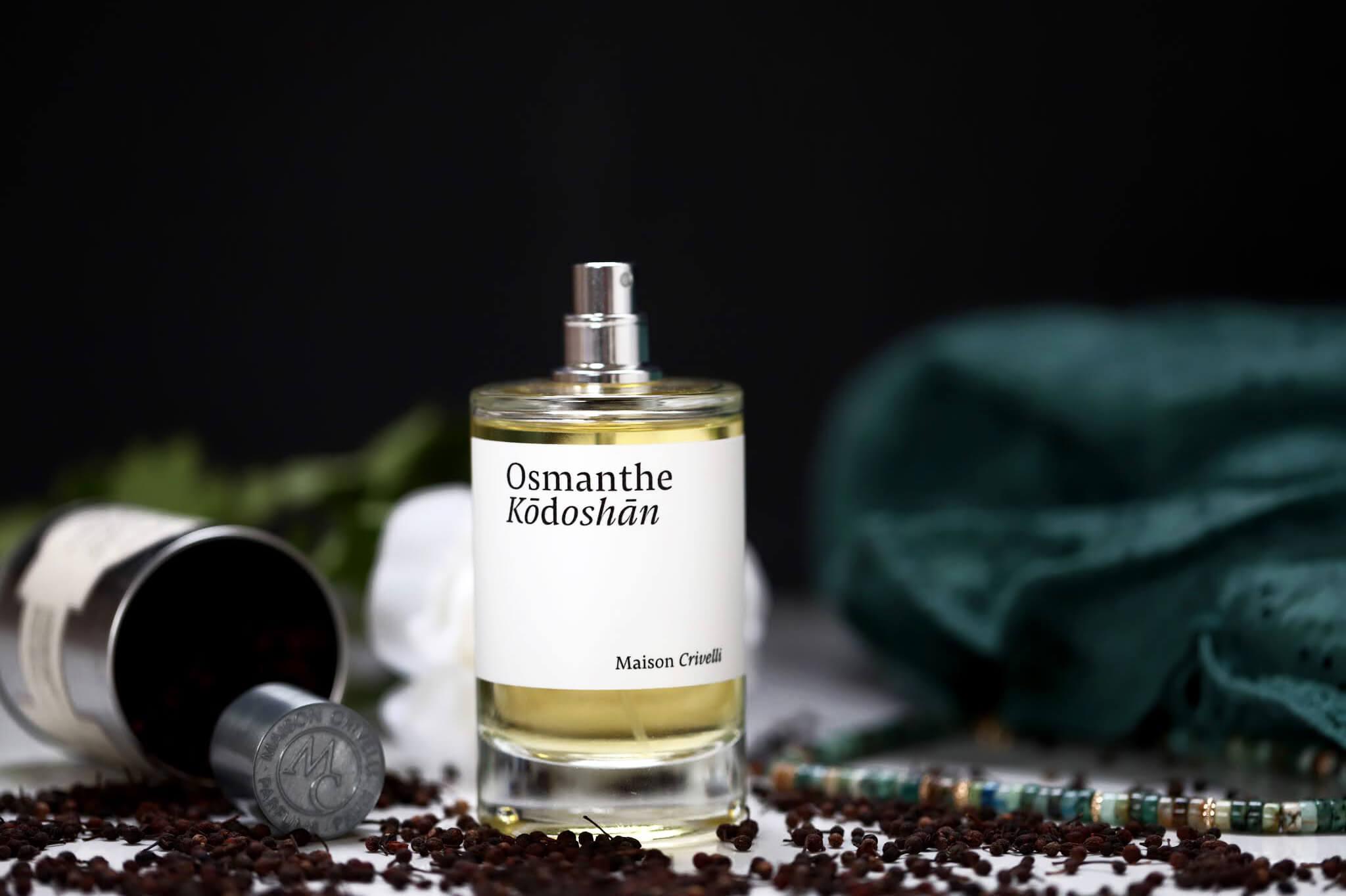 Maison Crivelli Osmanthe Kodoshan Parfum