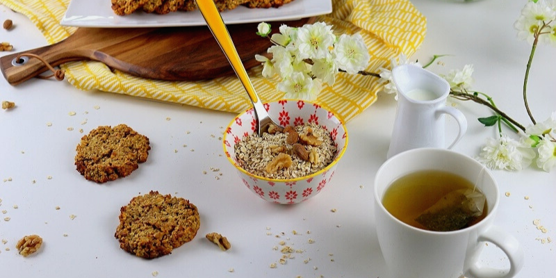 Best Healthy Oatmeal Patties For a Healthy Breakfast