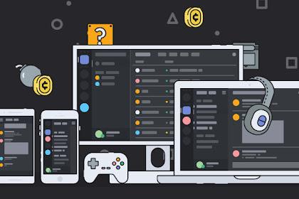 Discord Aplikasi Komunikasi Komunitas Gamers Dunia