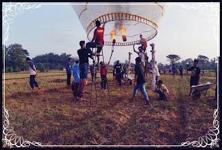 tradisi balon udara di lebaran idul fitri - kanalmu