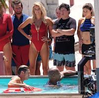 Kelly Rohrbach, Jon Bass and Alexandra Daddario in Baywatch (2017) (47)