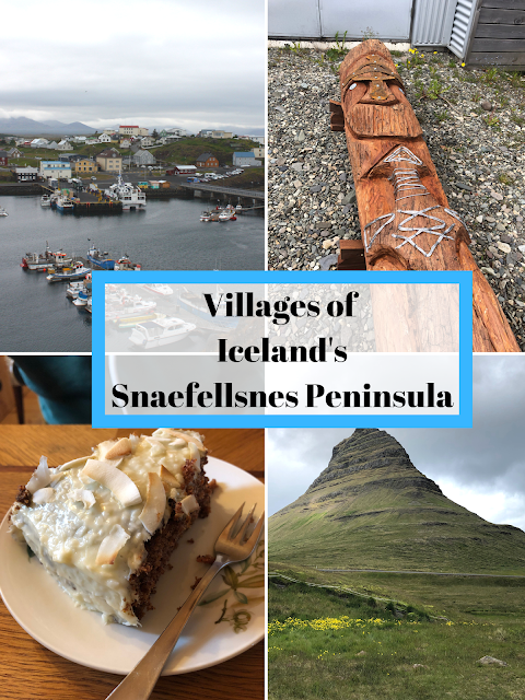 Villages of  Iceland's Snaefellsnes Peninsula