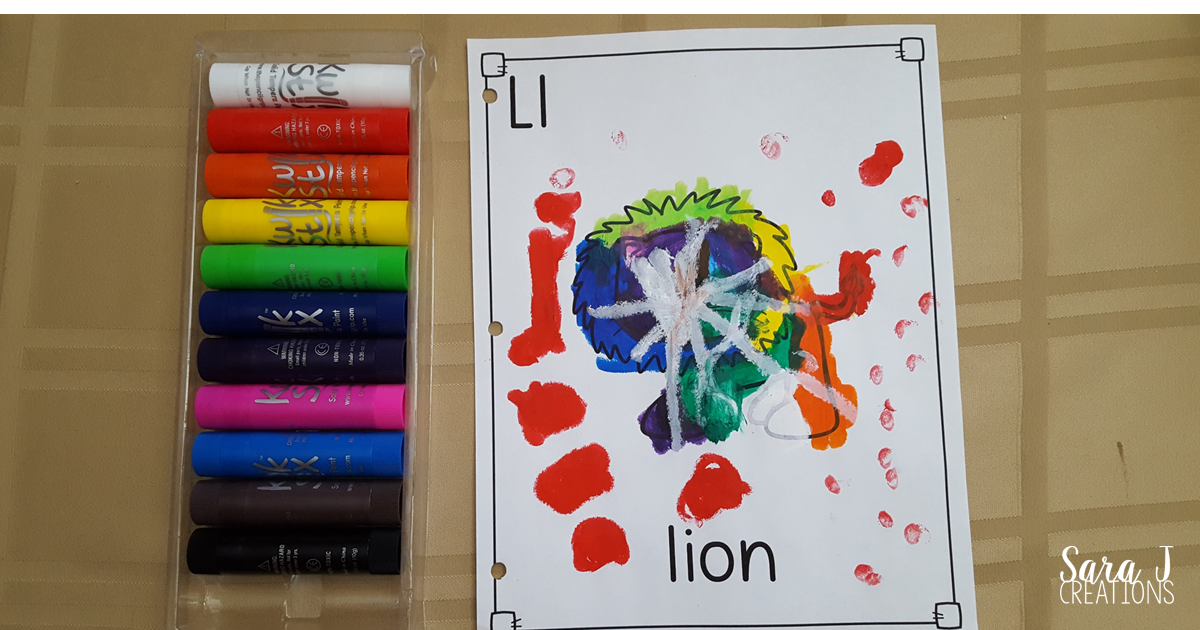Letter L Activities | Sara J Creations