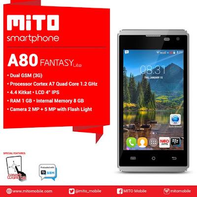 Mito A80 Fantasy Lite