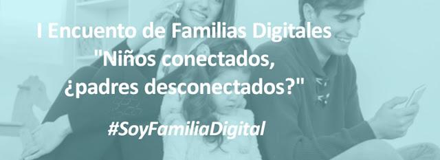 #SoyFamiliaDigital #IEncuentrodeFamiliasDigitales #Telefonica #SaludDigital