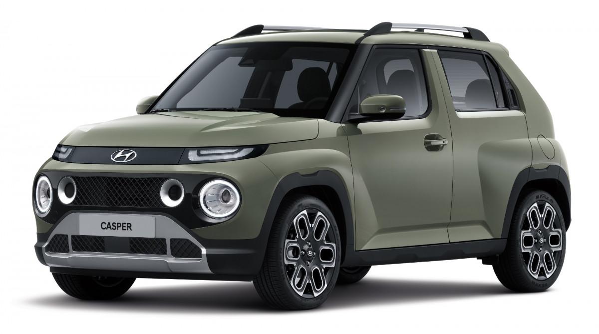 هيونداي كاسبر: سيارة SUV صغيرة قليلة التكلفة من الصانع الكوري