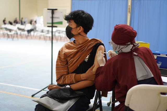 Dompet Dhuafa Jabar  Bekerjasama Sesko TNI Gelar Percepatan Vaksinasi Covid-19 di Jawa Barat