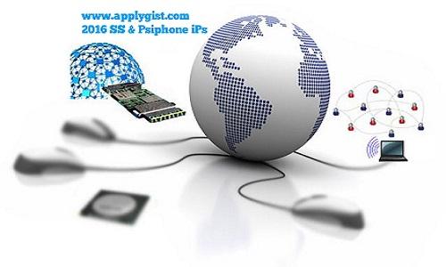 free proxy Server iP
