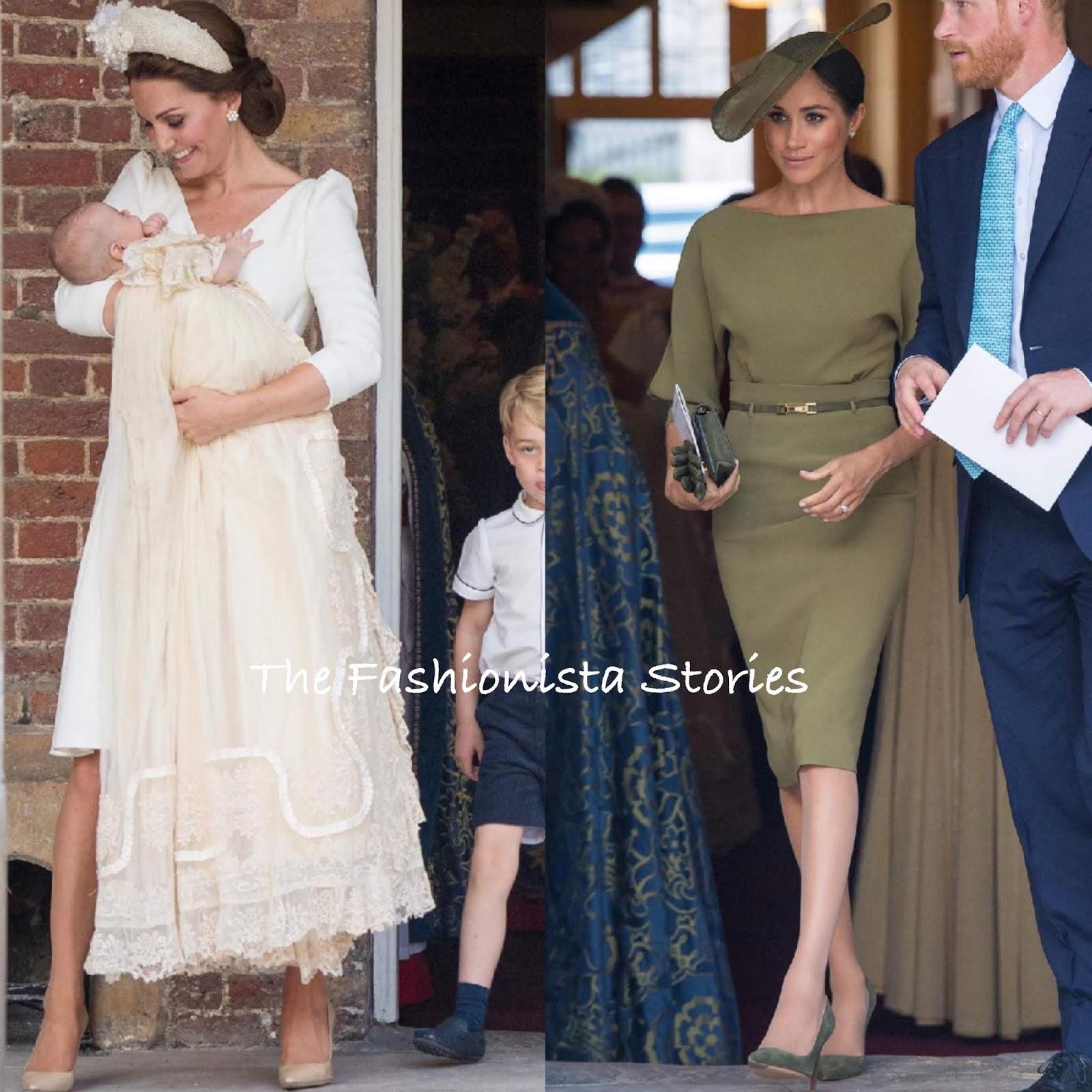 Catherine Duchess Of Cambridge & Meghan Duchess Of Sussex