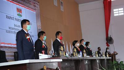 HUT Ke-14, Minahasa Tenggara Torehkan Banyak Prestasi