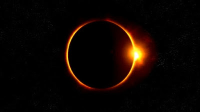 10 iunie 2021: Luna Nouă în Gemeni acoperă Soarele într-o eclipsă